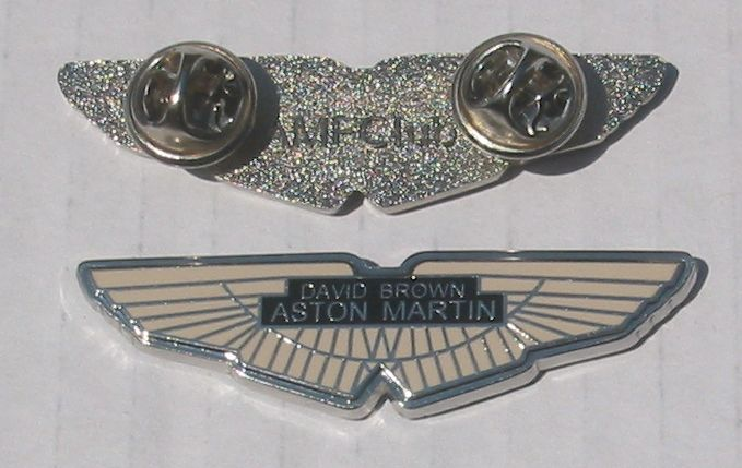 Genuine Aston Martin Centenary Lapel Badges x 5 - New | eBay